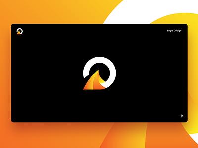 """O"" - Abstract Logo vector brand and identity corporate creative design esports identity branding brand logo"