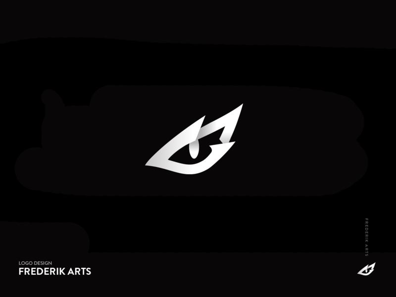 "Logo Design for ""Frederik Arts"" mascot vector brand and identity corporate creative design identity branding brand logo"