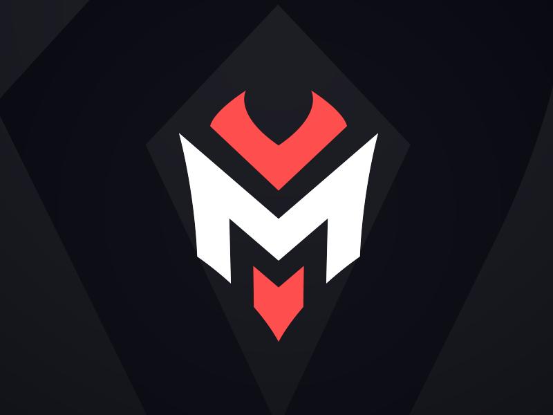 M+Y Logo identity esports creative brand branding logo