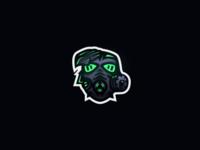 Mascot Logo for Wyatt H.