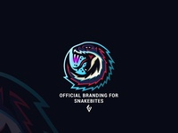 Official Branding for SnakeBites