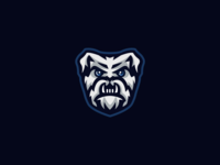 Bulldog Mascot for ButlerEsports