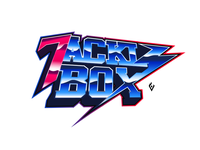 "Lettering for ""Tacklebox"""
