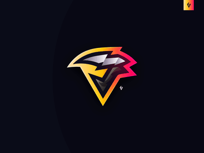 'Scythe' - Experimental Badge design identity badge design badge illustration vector creative esports branding logo