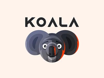 'KOALA' - illustration koala bear koala vector illustration brand and identity creative design identity brand logo