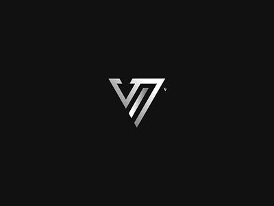 "Logo Concept for ""VII"" design brand and identity creative corporate vector typography identity branding brand logo"