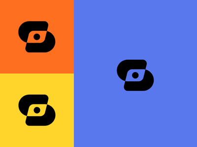 Synermedia Logo color branding design brand logo design logodesign logo creative branding