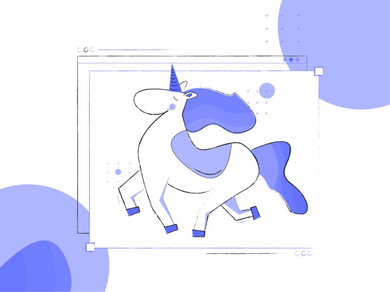 Children's Day happy ilustration ilustrator kids illustration kids unicorn