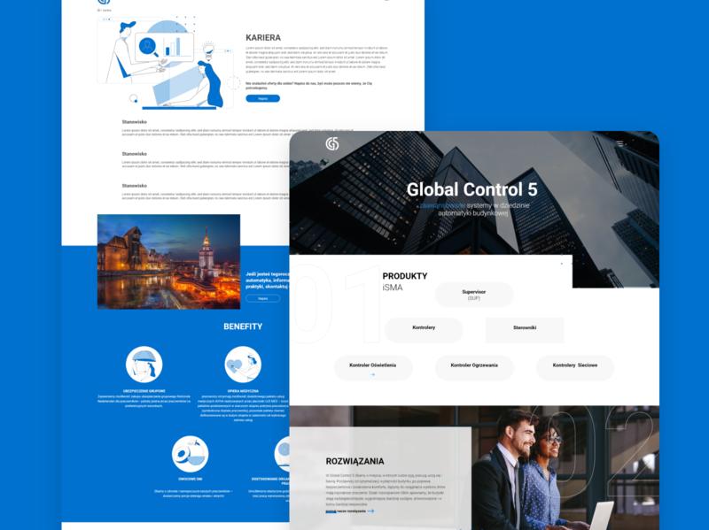 GC5 creation work web illustration