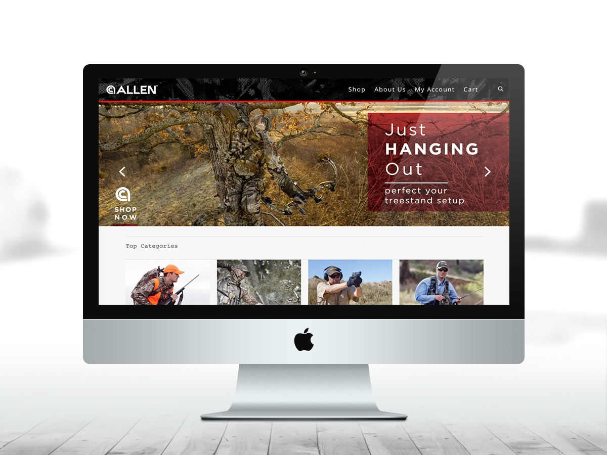 Allencompany webbanner