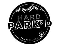 Hardpark'd Logo