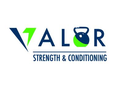 Valor Strength & Conditioning Logo