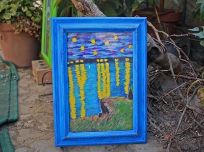 """Monet-Gogh"""