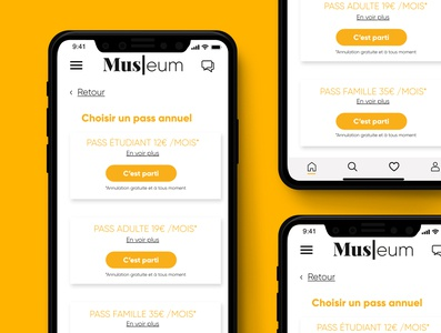 UX/UI DESIGN - PRICING branding typography ux ui mobile ui app dailyui ux design ui design design
