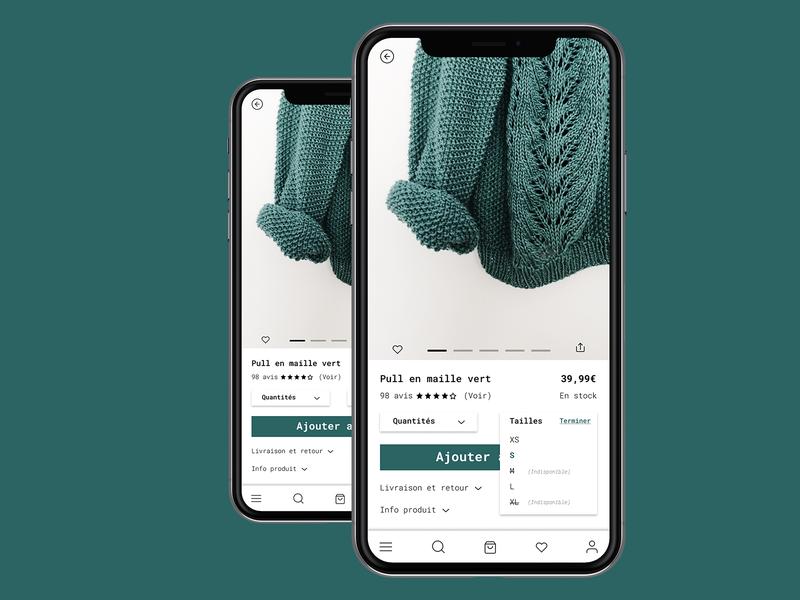 UX/UI - DROPDOWN design app design minimal mobile ui dailyui app ux ui ux design ui design