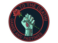 To The Death! Games and Pastimes Logo