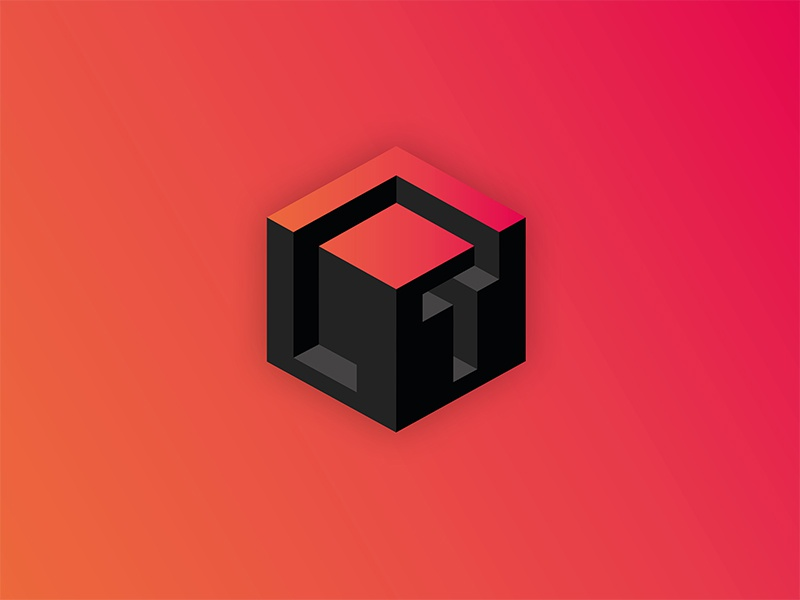 School Assignment 002 Abstract Logo By Lou Van Houdt Dribbble