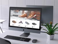 Dual Cool Shoes   Logo + web