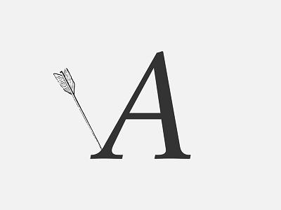 On Achilles' Heel personal work typography illustration