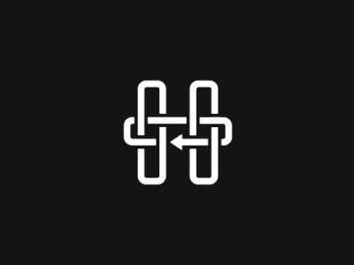 History Logo historical museum history minimal letter modern company brand logo company branding vector branding logo design