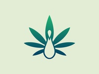 Peacock Oil Hemp Logo