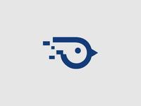 Data Bird Logo