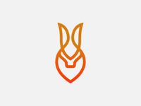 Strong Fox Logo