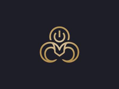 Club Power Ram Logo