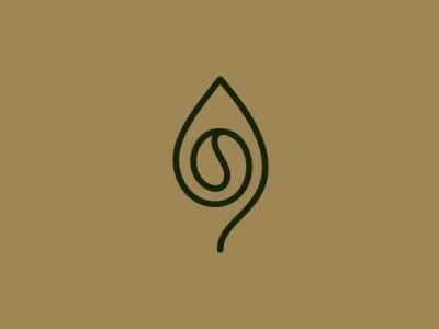 Leaf Coffee Logo