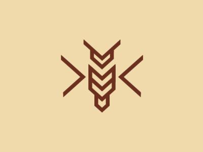 Glyph Bee Logo