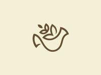 Dove Grain Logo