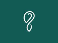 P Leaf Logo
