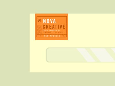 Envelope Label