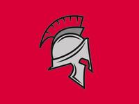Spartan Helmet WIP
