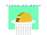 CINCO DE TACO