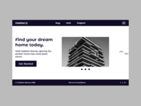 Real Estate Company Landing Page