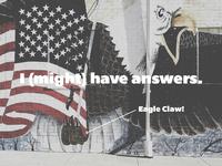 Eagle Claw!