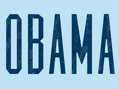 OBAMA graphic design obama type politics
