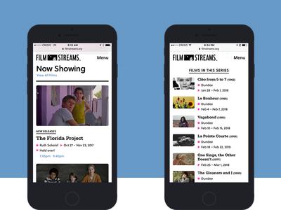 Film Streams Mobile