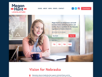 Megan for Legislature
