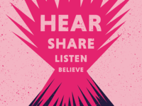 Hear Share Listen Believe