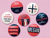 Megan for Legislature!