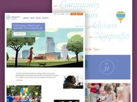 Community Foundation Website