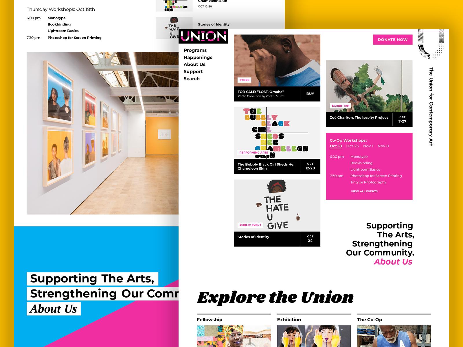 Jkdc union website