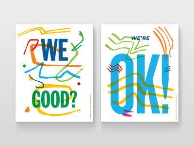 We good? We're OK!