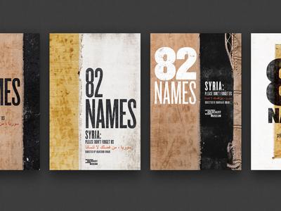 82 NAMES