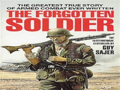 download The Forgotten Soldier for iphone free, The Forgotten