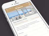 HTML5 mobile web app