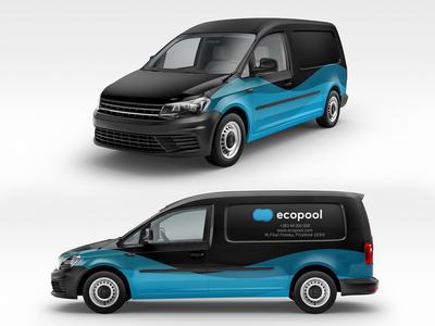 Ecopool Branding part II