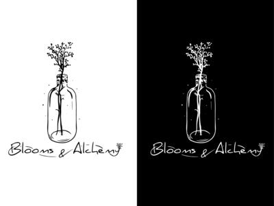 Blooms & Alchemy Branding
